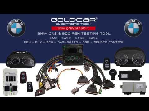 BMW CAS & BDC FEM TESTİNG TOOLS ⏩⏩ CAS 2 ⏪⏪