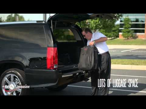 Experience the Reston Limousine SUV