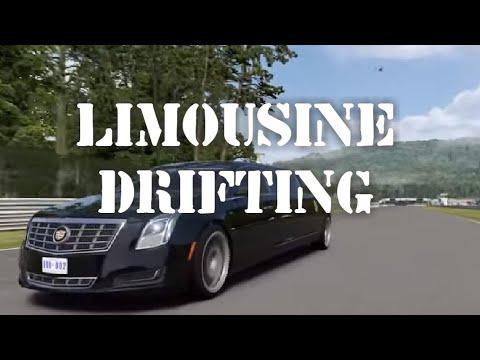 Limousine Drifting