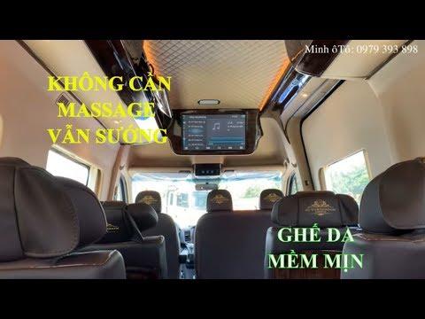 Không massage nhưng vẫn Sướng✅ Solati bản độ Limousine sang trọng