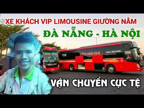 Xe Khách VIP Limousine Giường Nằm TÂN KIM CHI Đà Nẵng – Hà Nội ( Vận Chuyển Cực Tệ )