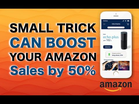 Create Mobile Optimise Listing or Loss Half Of Your Amazon Sales