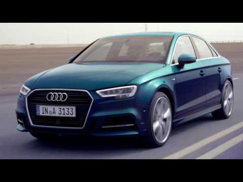 Atemberaubend faszinierend. Die Audi A3 Limousine.