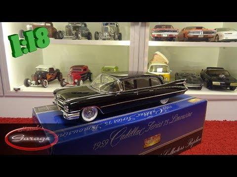 1:18 Precision 1959 Cadillac series 75 Limousine