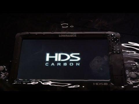 HDS Carbon from Lowrance – Are you ready?