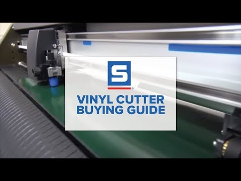 Vinyl Cutter Buying Guide