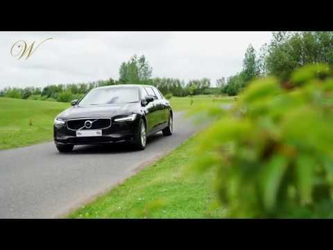 Volvo S90 Hearse and Limousine