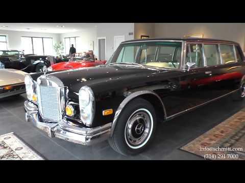 1968 Mercedes-Benz 600 Pullman Limousine