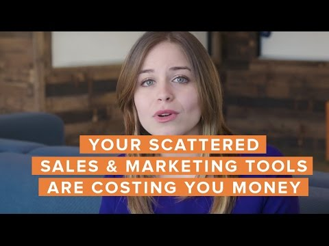 Why Your Scattered Sales and Marketing Tools Are Costing You Money