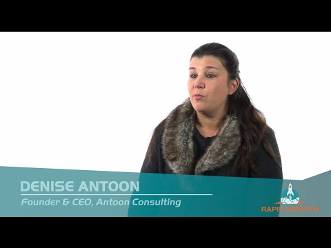 Denise Antoon Rapid Growth Testimonial – Event Planning Sales tips and Tools
