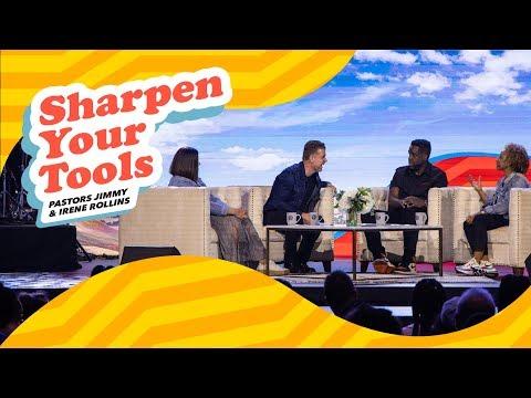 Sharpen Your Tools | Pastors Jeremy & Jennifer Foster with Pastors Jimmy & Irene Rollins