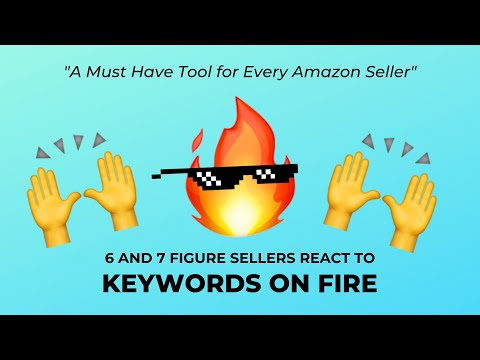 6 & 7 Figure Amazon Sellers React to Keywords on Fire 🔥#AmazonSellers