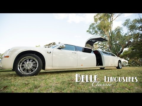 Belle Limousines Perth – Chrysler 300C Limo