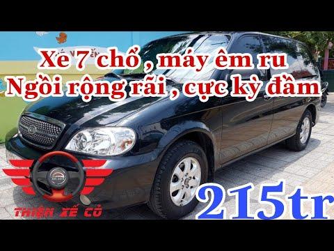 ( ĐÃ NHẬN CỌC ) Xe 7 chổ số tự động dòng limousine còn rất đẹp | Thiện Xế Cỏ Sài Gòn