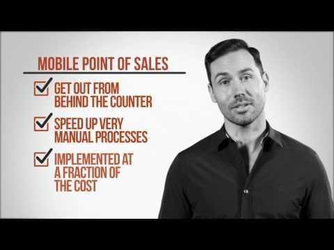 Why mobile point of sales tools can help