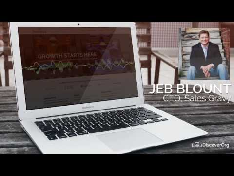 Sales Intelligence Tools – Recommendation by Jeb Blount