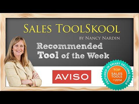 Aviso Sales Tool Skool 2015 by Smart Selling Tools
