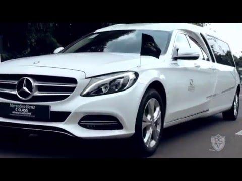 Mercedes-Benz C Class Funeral Car Limousine – Procopio Special Vehicles