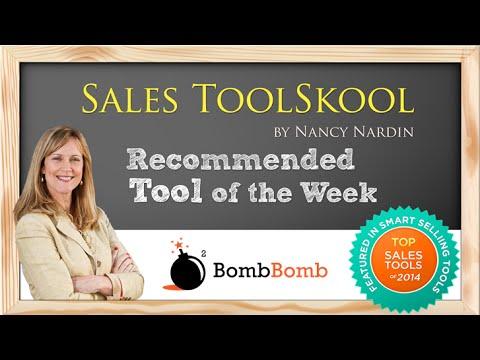 BombBomb Sales Tool Skool 2015 by Smart Selling Tools