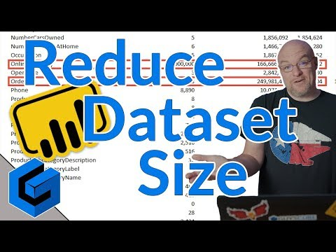 2 ways to reduce your Power BI dataset size and speed up refresh