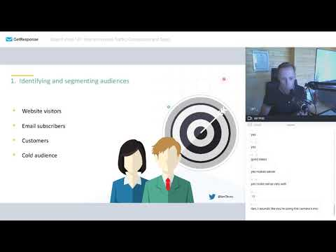 How to Increase Traffic, Conversions and Sales Webinar with Ian Cleary GetResponse Autofunnel