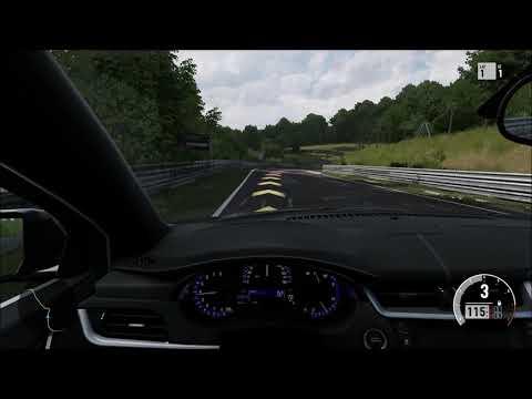 Forza Motorsport 7, 2013 Cadillac XTS Limousine