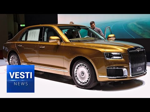 Putin's Aurus Limousine Has Single-Handedly Launched Russia's Luxury Car Industry!