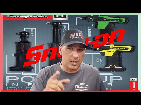 SNAP ON September 2019 Hot tools Sales and Marketing kit