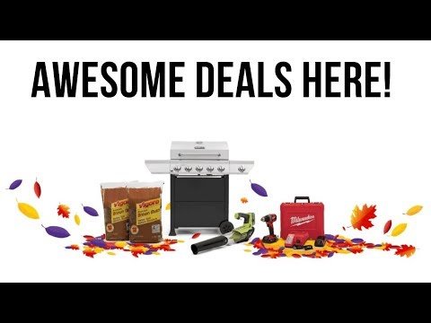 BEST POWER TOOL SALES AND DEALS LABOR DAY 2019!!!
