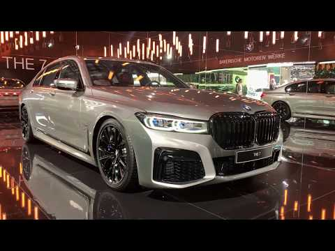 2020 BMW M760Li exterior & interior (luxury limousine with V12)