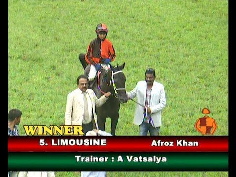 Limousine with Afroz Khan up wins The Starsky Plate 2019