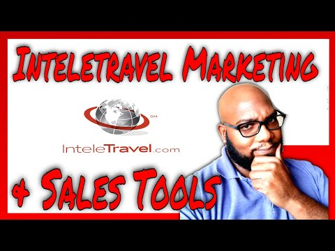 Inteletravel Marketing and Sales Tools | A Back Office Overview Tour