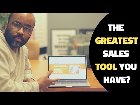 Is Your Website The Greatest Sales Tool Ever?