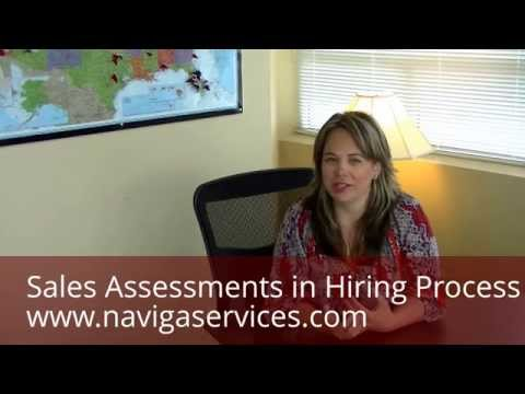 Are Sales Assessment Tools Helpful in the Hiring Process?