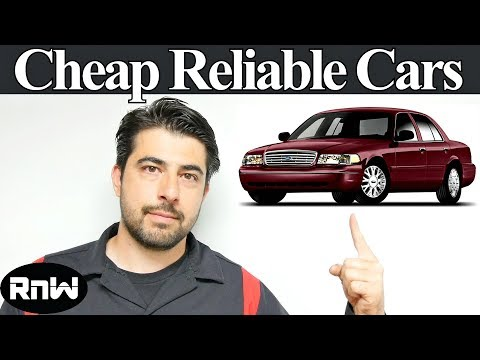 Top 5 Reliable Cars Under $1500