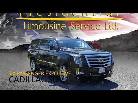 Presidential Limousine Presentation 2018