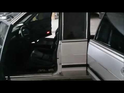 Del Rey Limousine SR, Mais Conservada Do Brasil!
