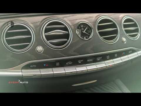 Mercedes-Benz S-Klasse 400d Limousine Automaat Lang   Panoramadak   Burmester