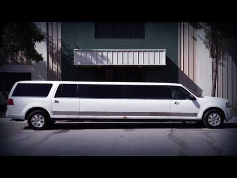 Lincoln Navigator L SUV Stretch by AB Limousine Services