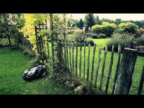 How The Automower® Robot Lawn Mower Works | Husqvarna