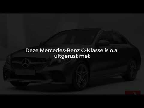 Mercedes-Benz C-Klasse C 180 Limousine Automaat Business Solution AMG | Panoramadak