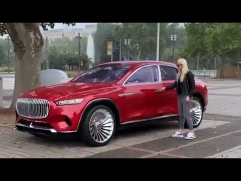 Vision Mercedes-Maybach ! The Ultimate Sports Luxury Limousine Maybach! 🤩🤩   Supercarblondie