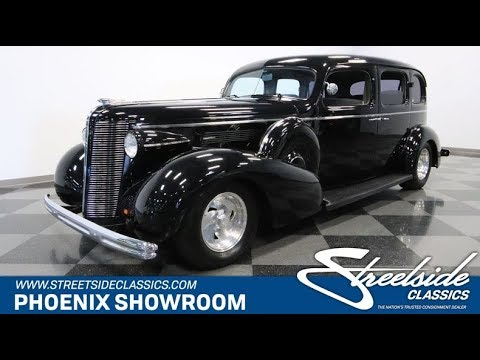 1937 Buick Limousine for sale | 1018 PHX