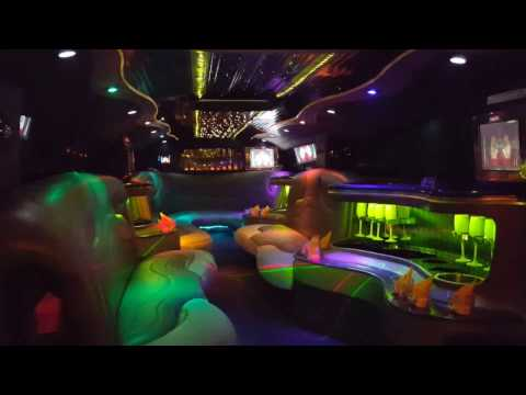 Hummer Limousine Krystal By Luxury Limousine Milano