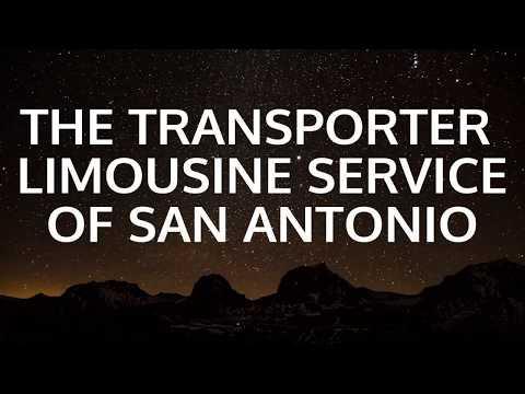 The Transporter Limousine Service of San Antonio – 210-508-4010