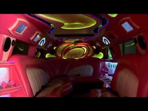 Pink Hummer Limo – Hummer Limousine Rentals