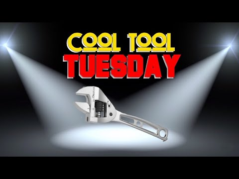 Olsa Tools Adjustable Ratchet Wrench: Cool Tool Tuesday