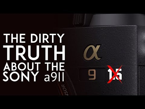 The Dirty Truth About The Sony A9II