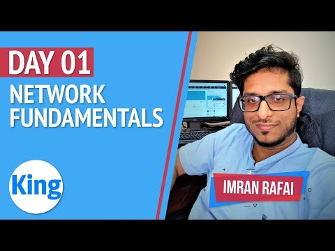 Free CCNA | Network Fundamentals – Day 1 | 200-125 | Free Cisco Video Training – NetworKing – 2018