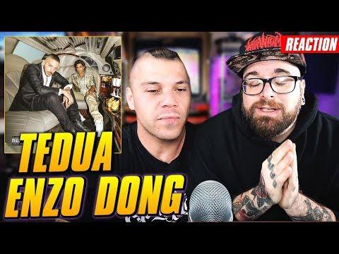 Enzo Dong ft TEDUA –  Limousine * REACTION * Arcade Boyz